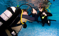 Open Water Diver training