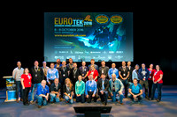 Eurotek 2016 Speakers + Staff
